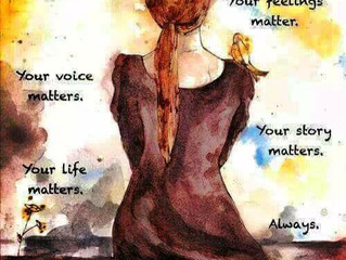 Unlimited Woman ~ You Matter!