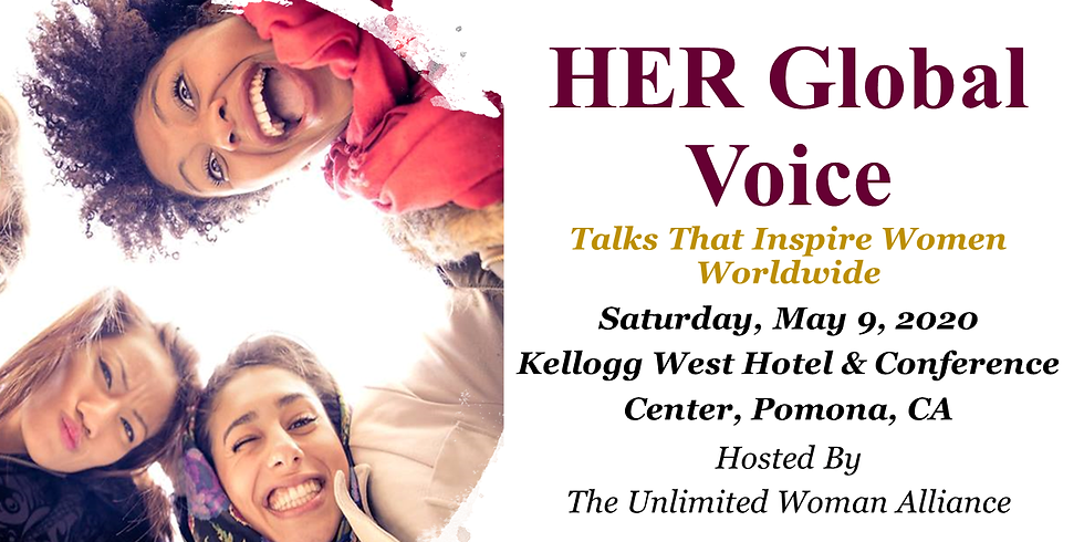 HER Global Voice - Talks That Inspire Women Worldwide - Session 1