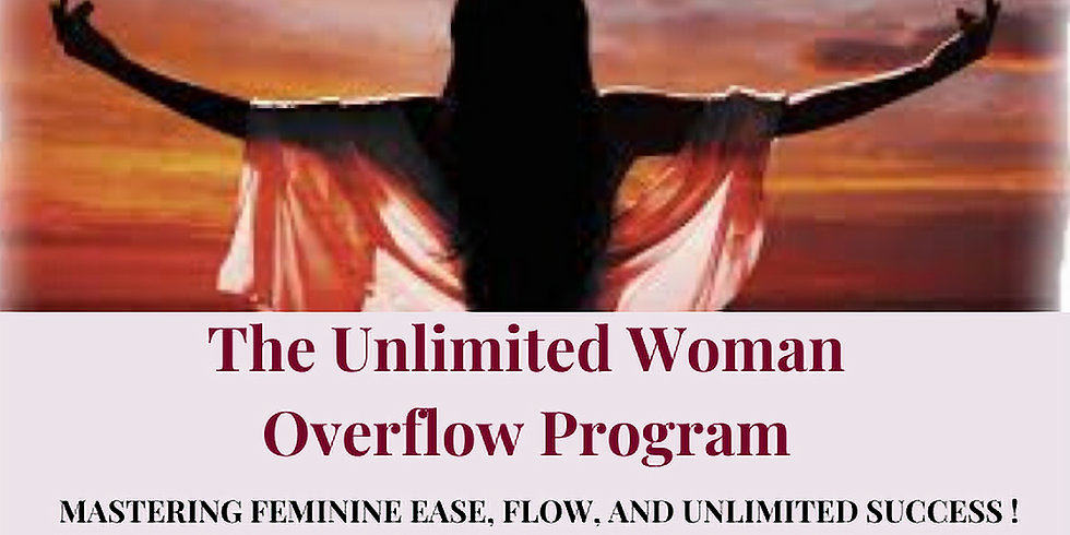 The Unlimited Woman Overflow Program