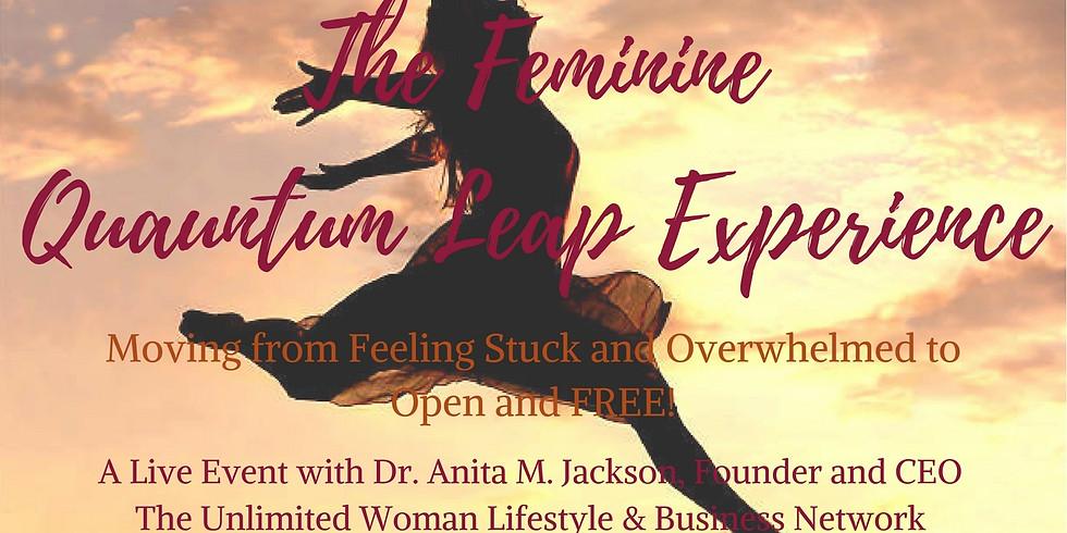 The  Feminine Quantum Leap Experience