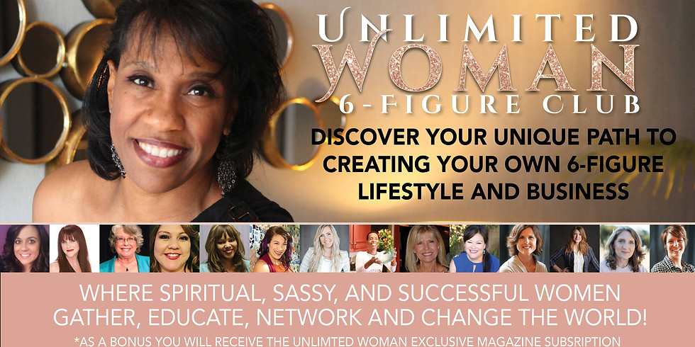 Unlimited Woman 6-Figure Club Membership Application Payment