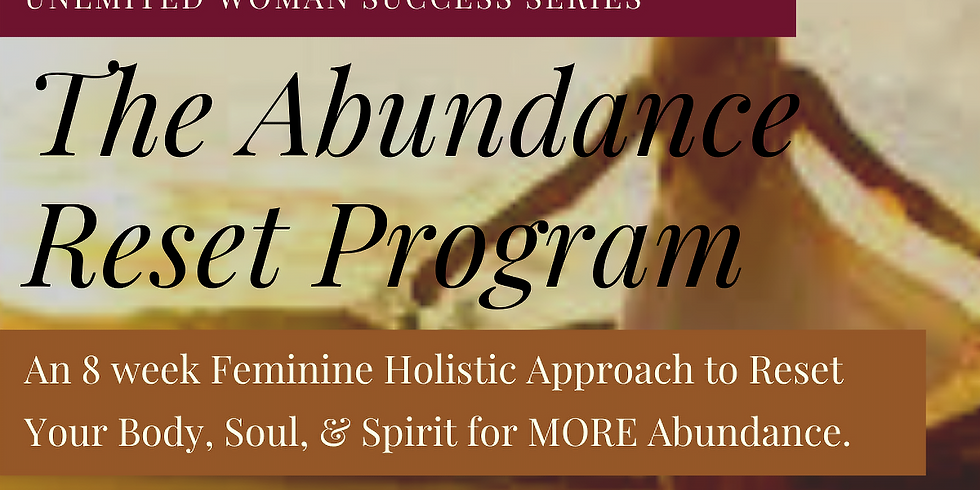 The Abundance Reset Program (Beta)