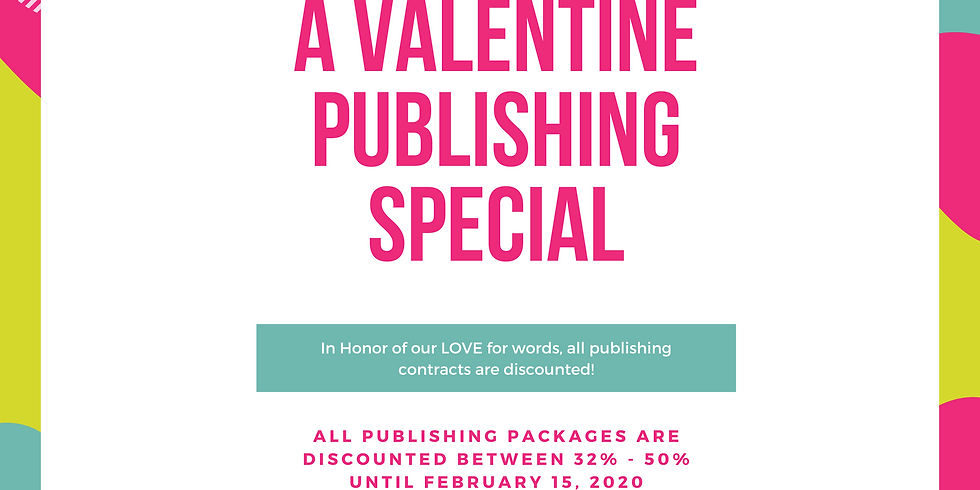 A Valentine Publishing Special
