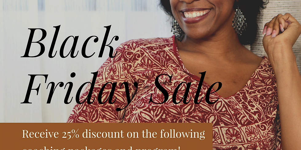 Black Friday Sale - 2 Day VIP Intensive