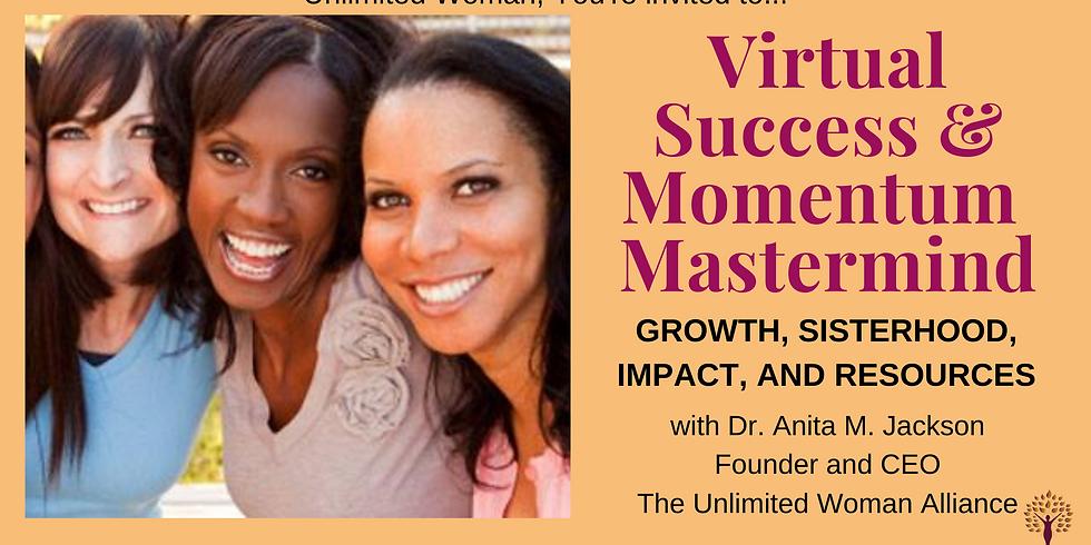Virtual Success and Momentum Mastermind 2020