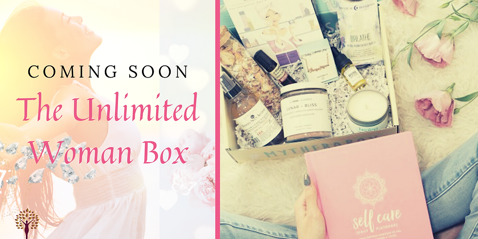 The Unlimited Woman Subscription Box - Beta Testers