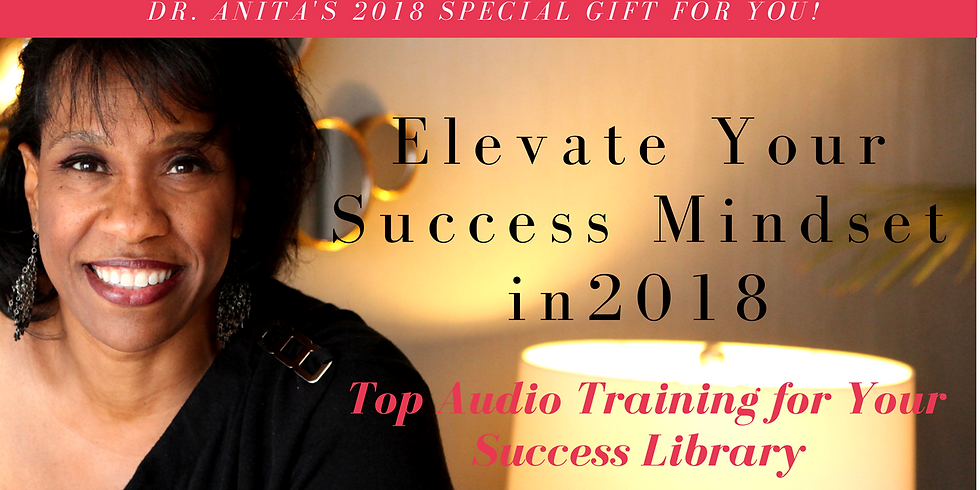 Elevate Your Success Mindset for 2018