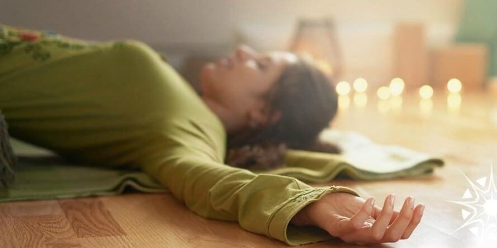detox: yin yoga + sound bath