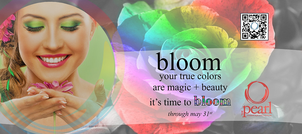 bloom with us. march 1 - may 31