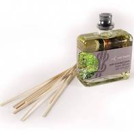 red flower palo santo organic room diffuser