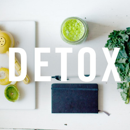 THE great fall detox series: THE body