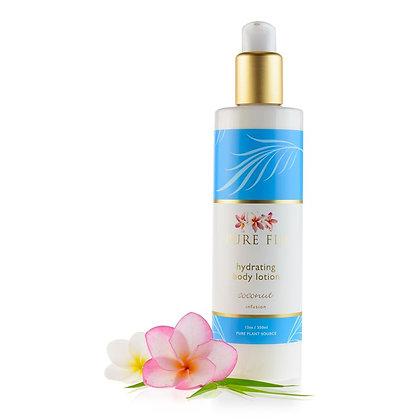 pure fiji hydrating body lotion