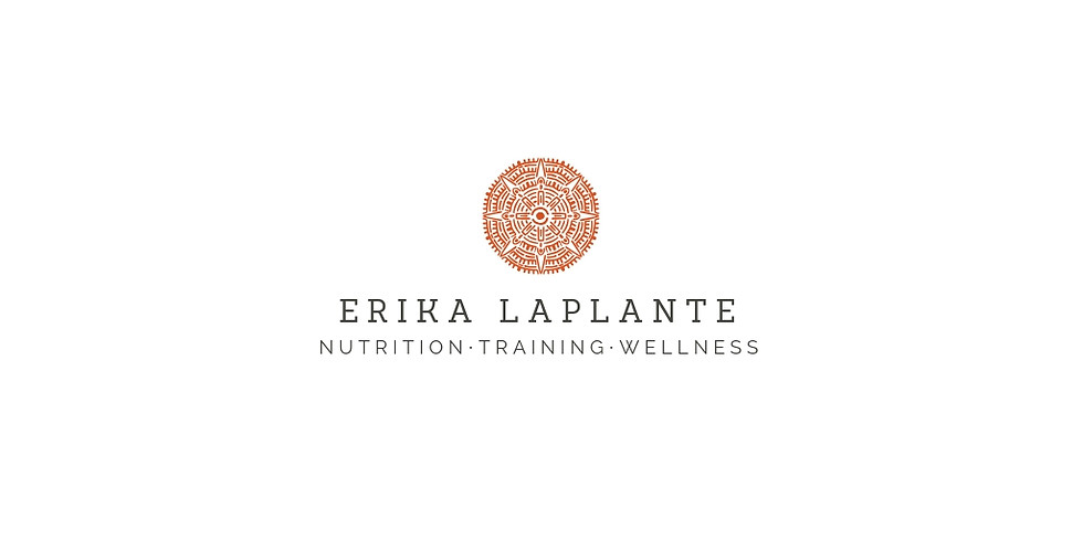 THE wellness speaker series: Erika LaPlante