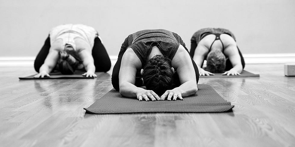 Pearl Chi Retreat - Yin Yoga