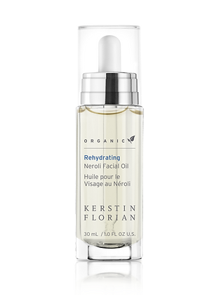 kerstin florian organic rehydrating neroli facial oil
