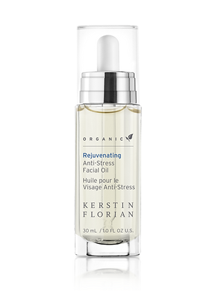 kerstin florian organic rejuvenating anti-stress facial oil