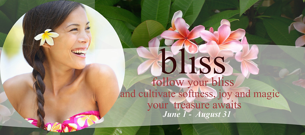Follow your bliss at THE pearl