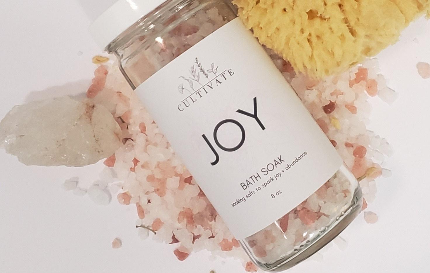 cultivate joy bath soak