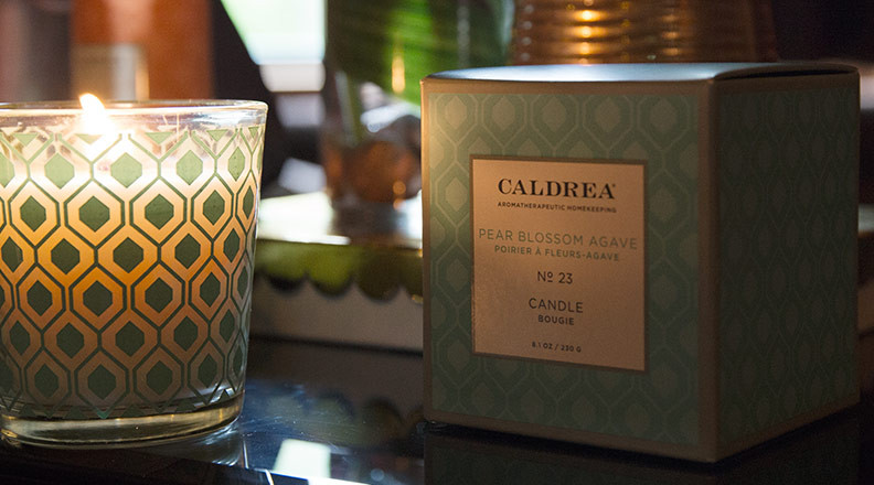 Create Your Homes Signature Scent with Caldrea