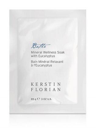 kerstin florian mineral wellness soak with eucalyptus sachet