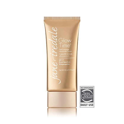 jane iredale glow time full coverage bb cream spf 25