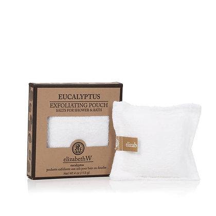 elizabeth W exfoliating salt pouch