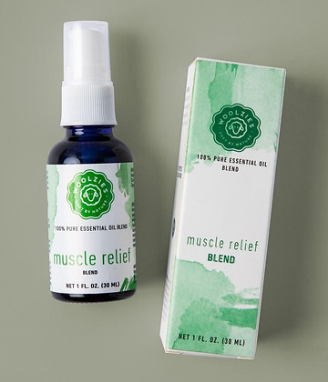 muscle relief spray by woolzies