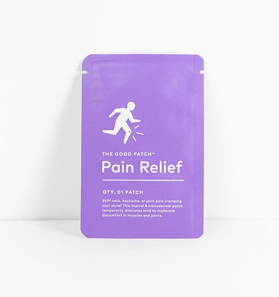 the good patch pain relief hemp patch