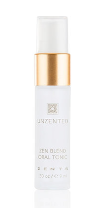 zents UnZented zen blend breath refresher with mint + flower essences