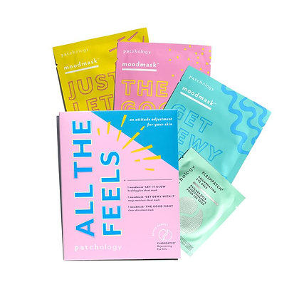 patchology all the feels mask kit