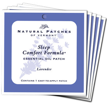natural patches of vermont aromatherapy patches