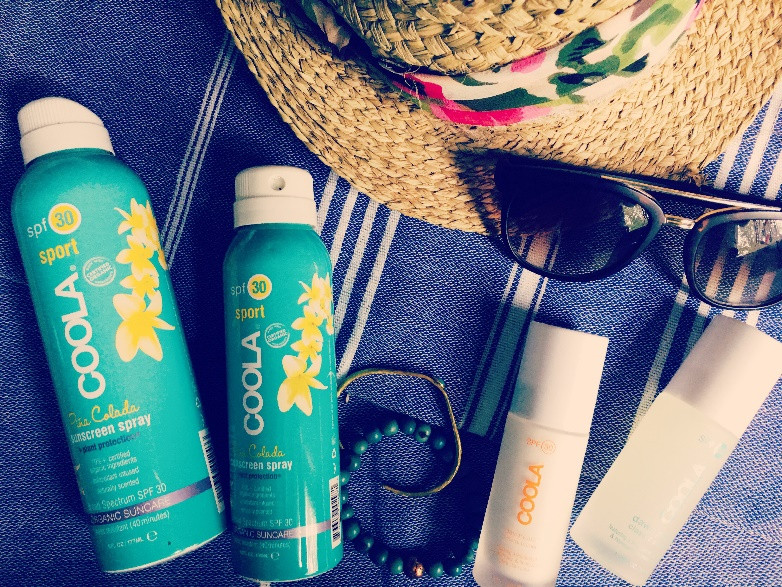 Choose Organic Sunscreens Like Coola