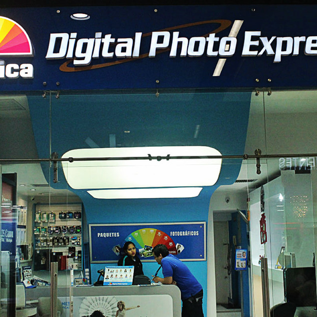 Konica Digital Photo Express