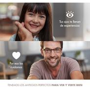 GMO - variedad de lentes