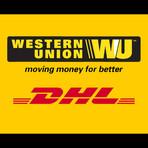 WESTERN UNION / DHL