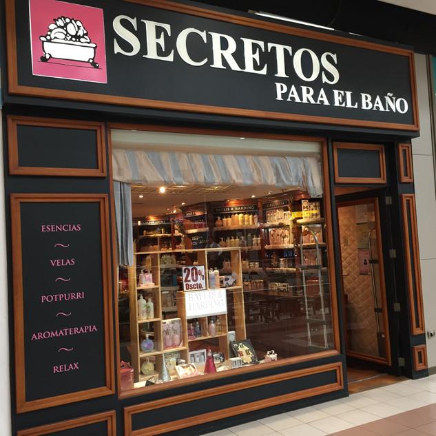 Secretos Para el Baño