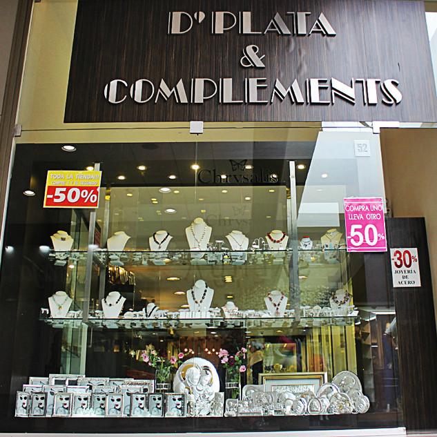 D'Plata & Complements