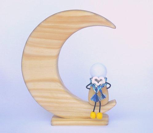 Looz Lua & Coração