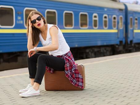 Что делать, если вы забыли вещи в поезде?