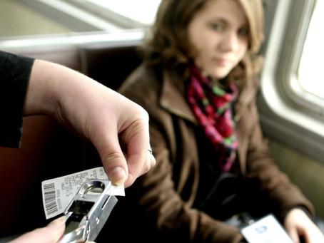 Какие штрафы и за что предусмотрены для пассажиров поездов?