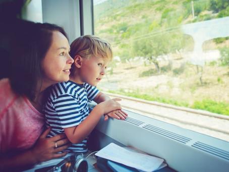 Правила безопасности на железной дороге для детей