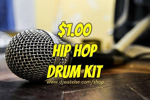 $1 Hip Hop Drum Kit [Vol. 1]