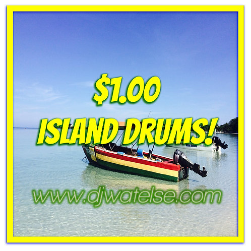 $1 Island Drum Kit [Vol. 1]