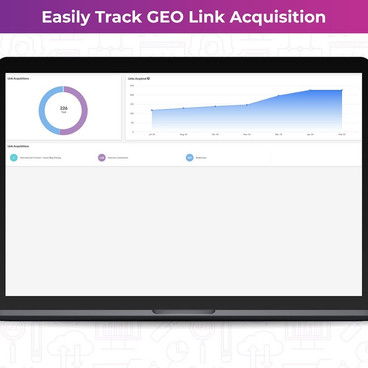 Track GEO Link Acquisition