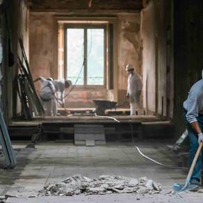 General Labourer (Fire & Flood Restoration)