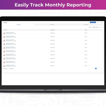 Easily Track reporting