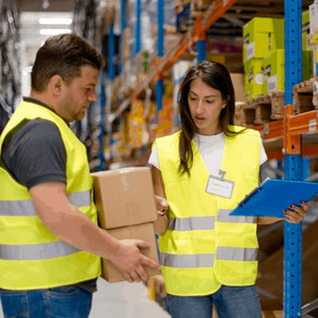 Warehouse/Shipping Help