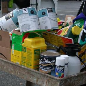 Household Hazardous Waste Event Labourer