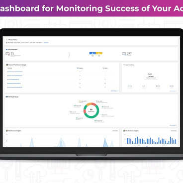 Easy To Read Dashboard