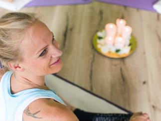 Yin Yoga Spezial- Reise durch die 7 Chakren mit Sabine Holler am 19.05.